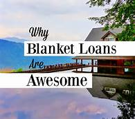 We offer a variety of different blanket loans from different lenders.